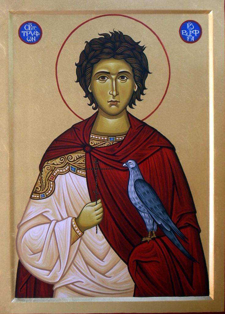 St. Tryphon / St. Trifon by Shota Tsintsadze