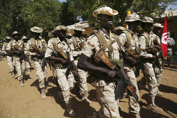 TI Report: A New Plan to Starve Nigerian  Military of Weapons to Fight Terrorism, Says Group