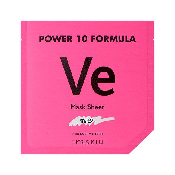 Power 10 Formula VE Маска тканевая с витамином Е, 200.00 руб.   Тканевая маска с витамином E напитает даже самую обветренную и шершавую кожу, сделает ее гладкой и со здоровым блеском.    Тканевая маска из плотной мягкой микроволоконной ткани, пропитаннойcилой 10 высокообогащенных эссенций, каждый день снимает беспокойства Вашей кожи, подходит для каждого типа кожи.  По сравнению с обычным волокном, в 150 раз более тонкое микроволокно (1.51 микрон) маски плотно прилегает к коже, эффективно…