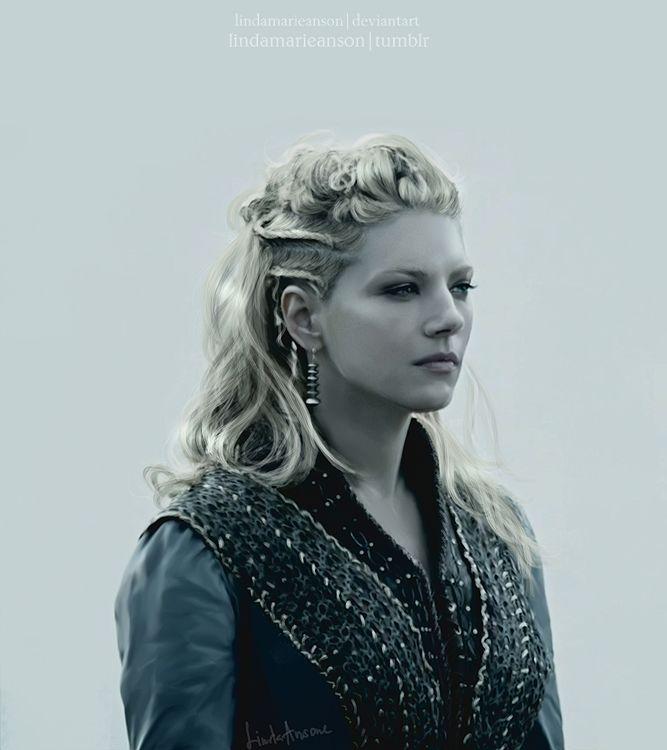 Lagertha.. so beautiful <3
