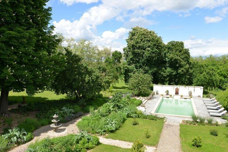Stílusos apartmanok, vendégházak, melyek a dél-franciaországi Provence hangulatát idézik.