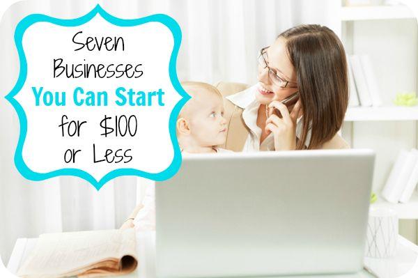 easy business ideas