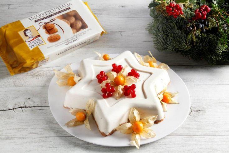 Cheesecake al caffe e amaretti ricetta