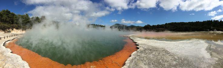 New Zealand geothermals