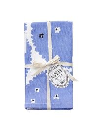 The Park Cotton Napkins - Set Of 4