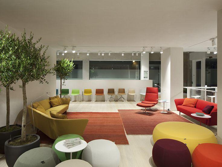 Die besten 25+ Arper furniture Ideen auf Pinterest Pastell-Möbel - home office mit ausblick design bilder