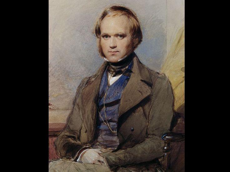 On February 12, 1809, Charles Robert Darwin was born in Shrewsbury, England.