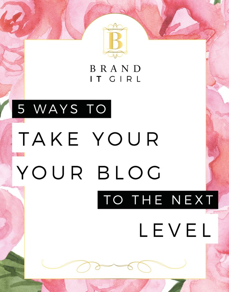 Do you want to take your blog to the next level? Ofcourse you do! Because you are a kick-butt lady boss and WE NEVER SLEEP! Here are 5 easy things you can do that will up your blog game and give you that refresh you are looking for! Click through to read these top 5 tips! #blog #brand #blogger