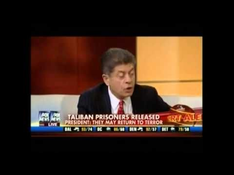 Obama Apologizes for Prisoner Swap, Judge Napolitano Says He Should Be Impeached