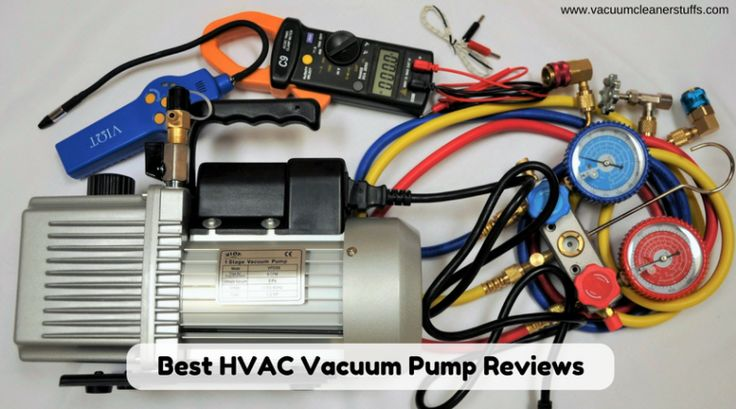 Latest #VacuumPump for HVAC Systems  https://www.vacuumcleanerstuffs.com/best-hvac-vacuum-pump-reviews/  For an #HVAC system, how will you know which vacuum pump is perfect for your job. First you need to check the features and characteristics of the vacuum pump and then decide if it will be a suitable choice or not. For your help, I've listed some cheap and value for money #HVACVacuumPumps here.