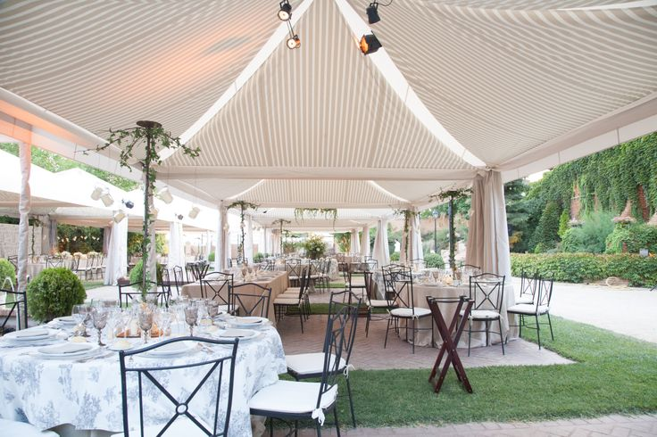 36 best images about bodas con carpa tents for a wedding - Carpas para patios ...