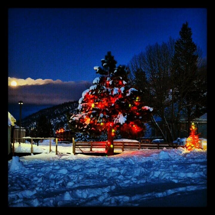 Christmas At The Lake: Lake Tahoe During Christmas