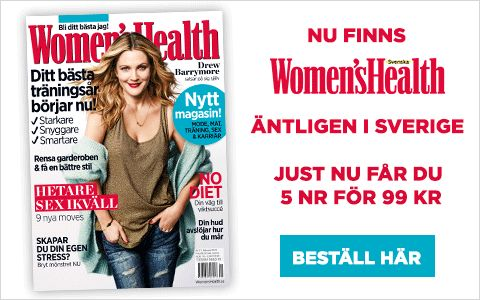 Womens Health - Fitness Lifestyle