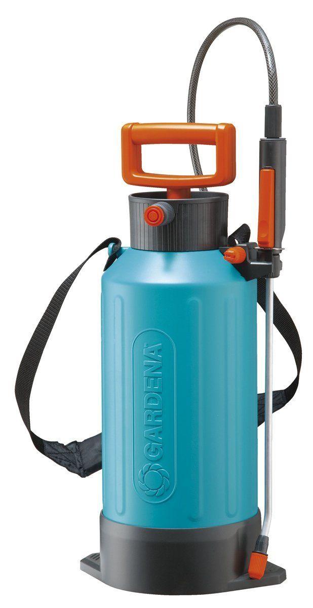 Gardena 0828-20 Classic Pressure Sprayer 5 Litre ** Learn more by visiting the image link. #MowersandOutdoorPowerTools