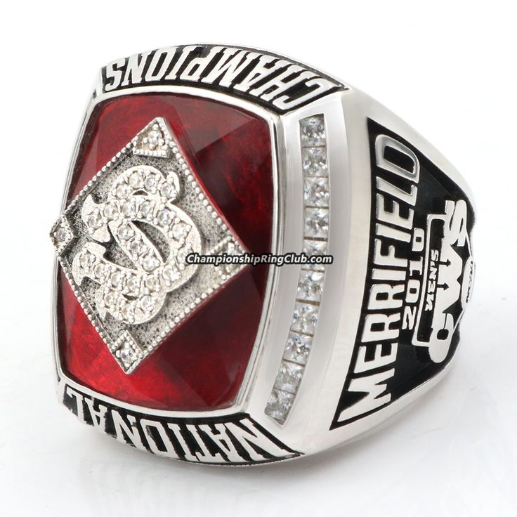 2010 South Carolina Gamecocks Baseball National Championship Ring - ChampionshipRingClub.com