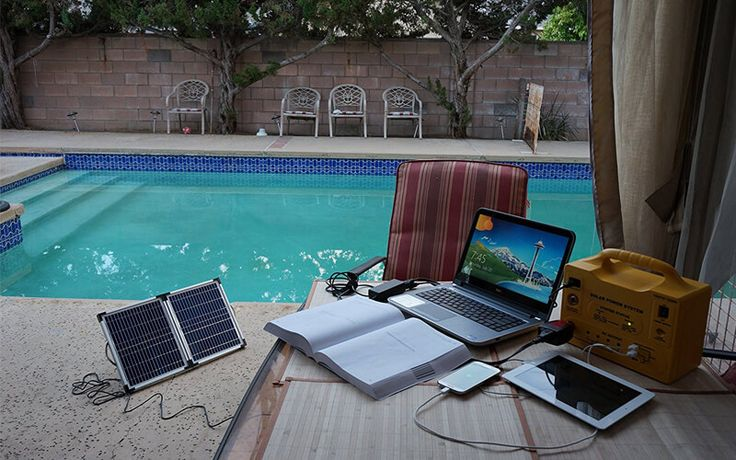 Portable Solar Power Stations: Overview of Monerator Gusto 10 and Gusto 20 Portable Solar Stations to Charge your Off-grid Life