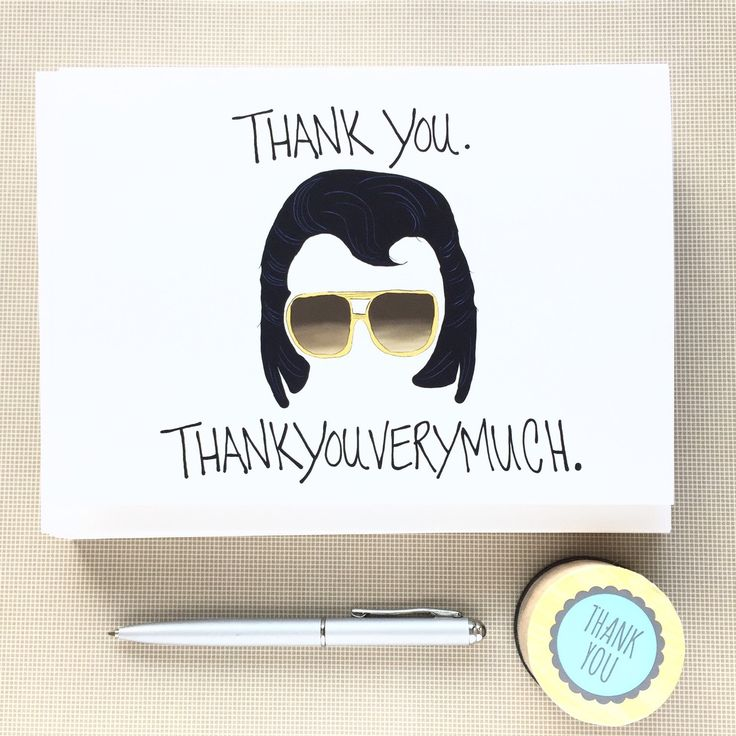 The 25+ best Funny thank you cards ideas on Pinterest Funny - thank you note