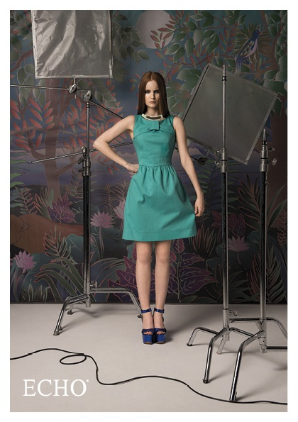 ECHO SUMMER 2013 COLLECTION echofashion.pl