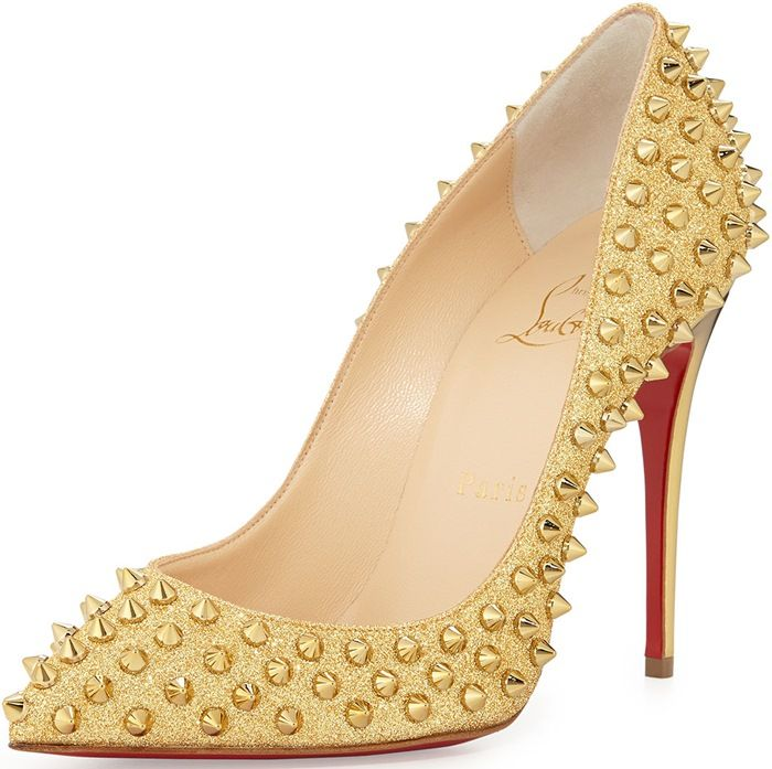 10 Amazing New Christian Louboutin Shoes at Neiman Marcus