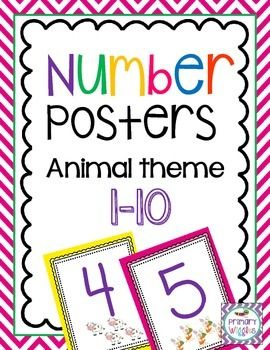 1000+ ideas about Number Posters Free on Pinterest | Math posters ...