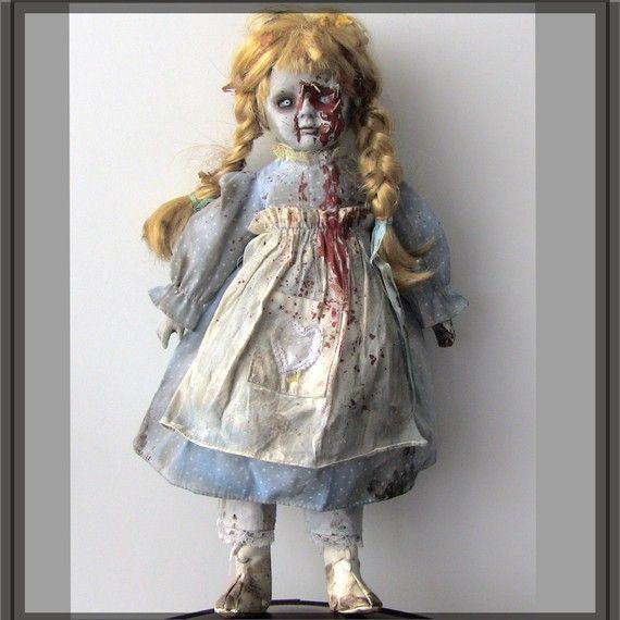 Alice Through The Broken Glass