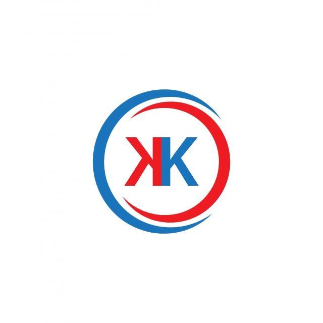 Kk Company Logo Vector Template Design Illustration Vector And Png Dental Logo Design Template Design Logo Design Creative
