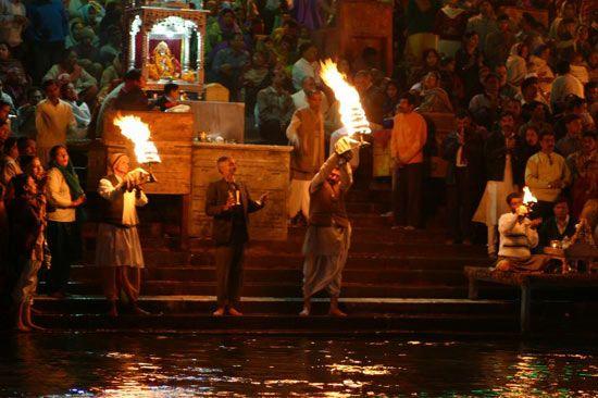 Gangaarti Ghat Haridwar Tours