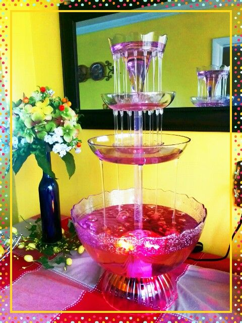 Cherry Fountain:-)