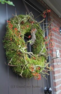 herfst - autumn wreath