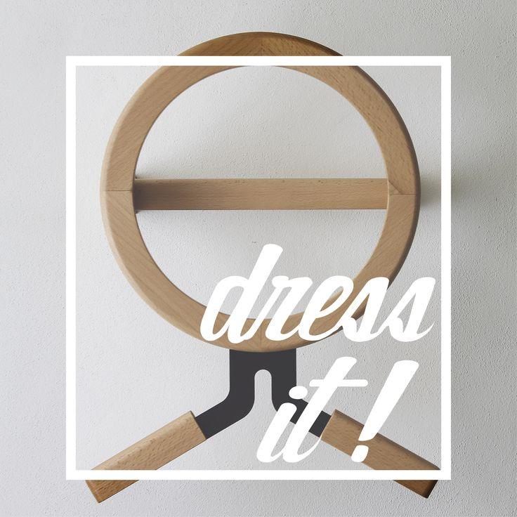Dress it! MODO hanger