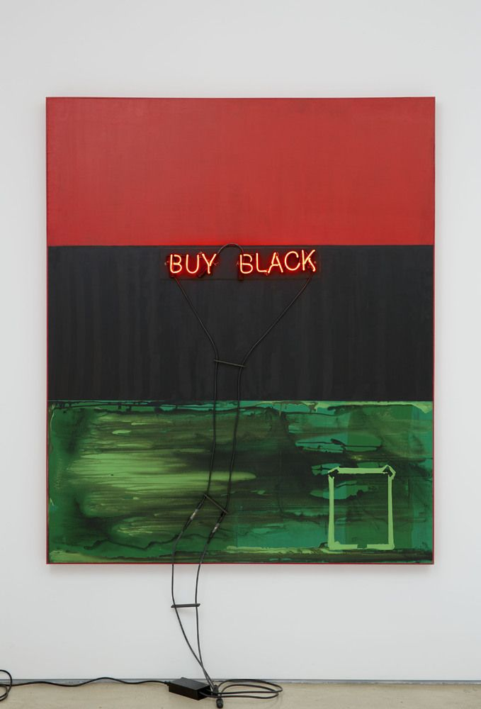 Kerry James Marshall, Buy Black   -The Most Influential Contemporary Black Artists In The Industry Today  The Huffington Post  | By Priscilla Frank   2014