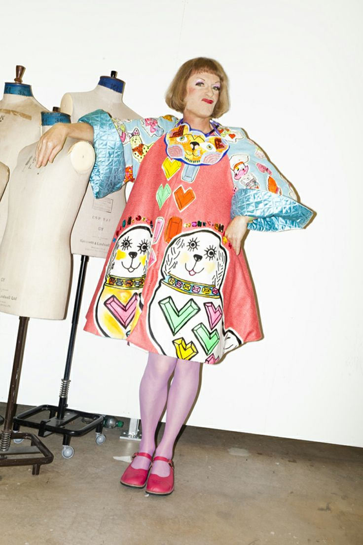 The Grayson Perry Project | i-D Online