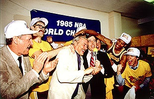 From bread line to Lakers owner, Jerry Buss left a lasting impact on the NBA