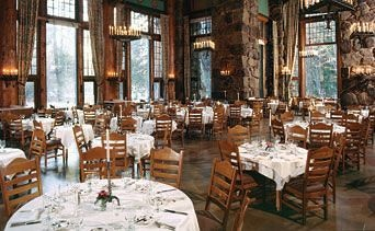 The Ahwahnee, Yosemite National Park, United States of America