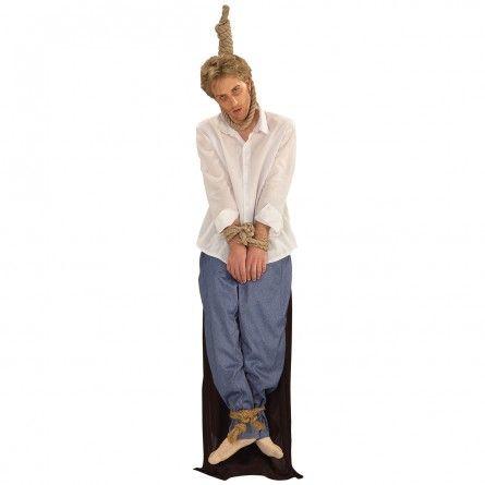 Mens Hang Man Costume