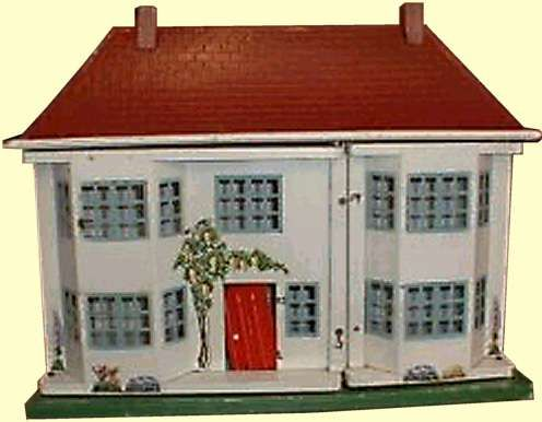 The doll house and a good