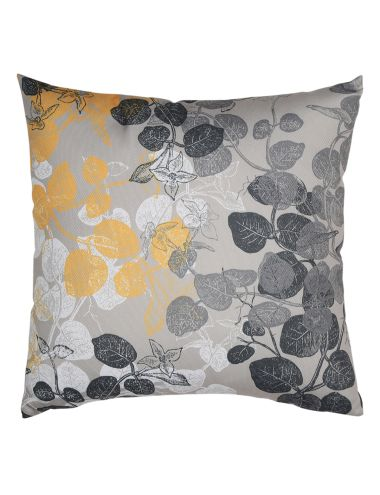 This cushion features a modern design that will bring a contemporary look to your living space. Farmers