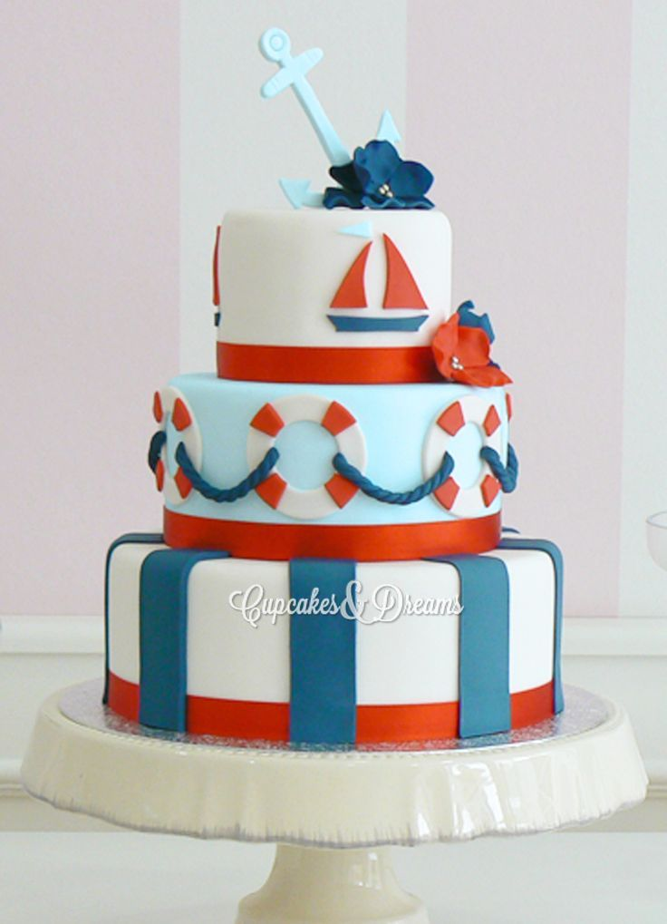 torta 1 año marinera - Buscar con Google