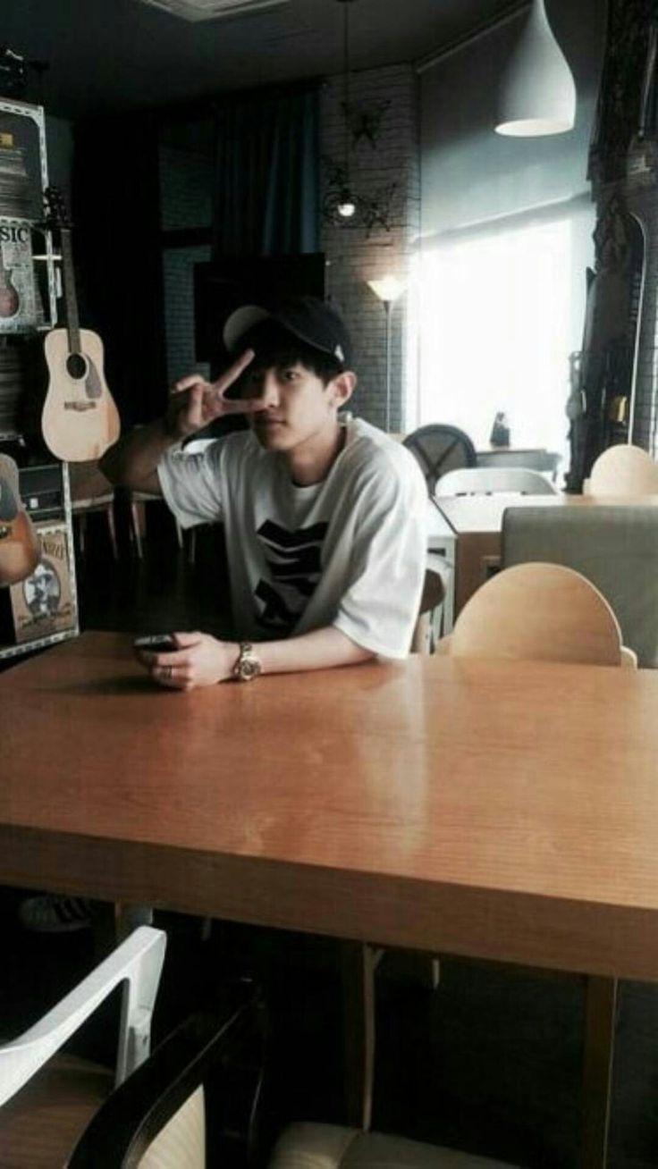 Chanyeol as boyfriend