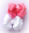How To Make 2-Layer Boutique Hairbow/Hair Bow Instruction-Part 1