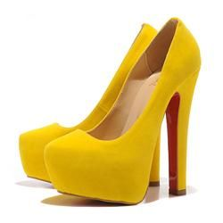 Elegant, simple Christian Louboutin heels for women fashion style. high heels,heels for