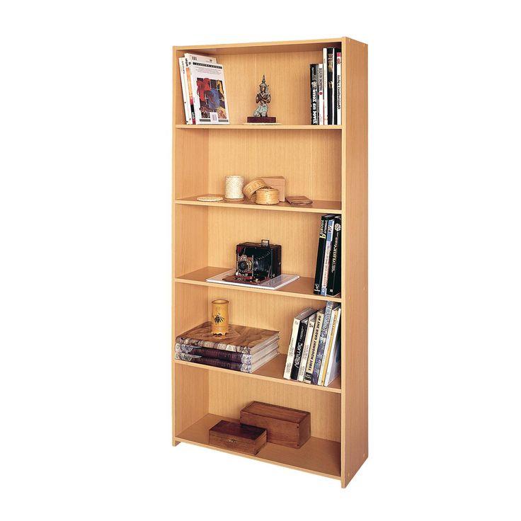 Knihovna 1613 buk - Hlavní oddělení - IDEA nábytek