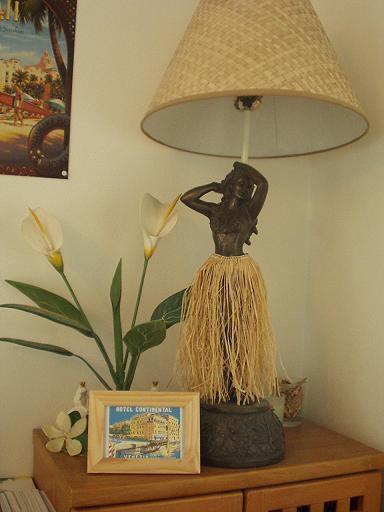 ハワイアンインテリア|南国気分を味わえるコーディネート集 ハワイアンインテリア雑貨1