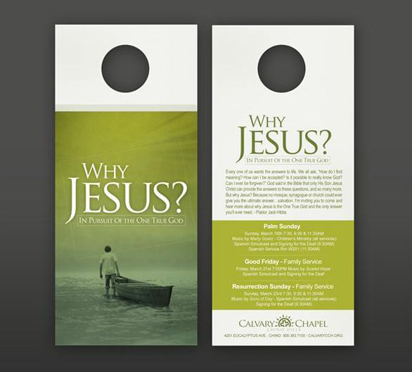 Best Door Hangers Images On   Door Hangers Door