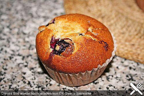 Blaubeer - Muffins