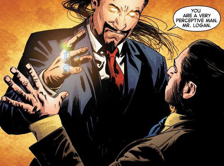 Image result for mandarin comics