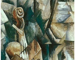 Violin and Palette - Georges Braque | Guitar & Violin ...