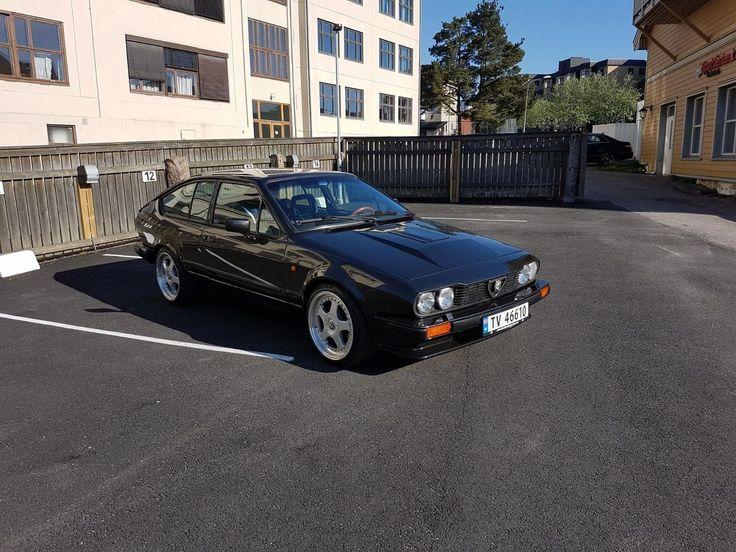 Pin op Alfa Romeo GTV6
