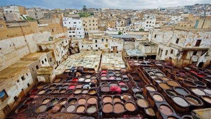 Фото Фес, Марокко, Африка