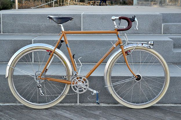 Commuter bicycles, custom bicycles and classic bicycles